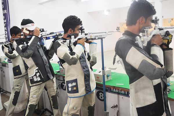 Best Shooting ranges in Delhi