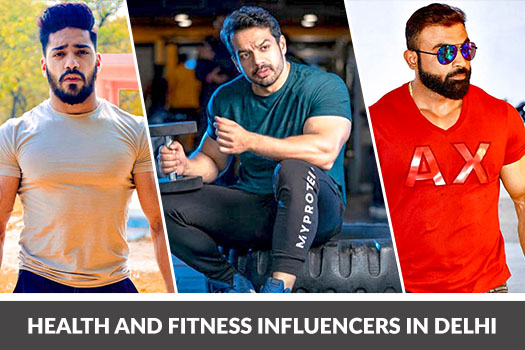 Top Health & Fitness Blogger in Delhi/NCR