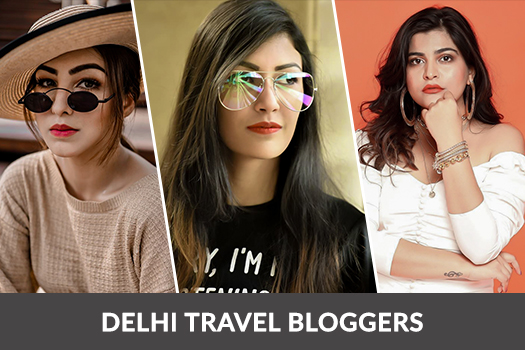 Top Travel bloggers in Delhi