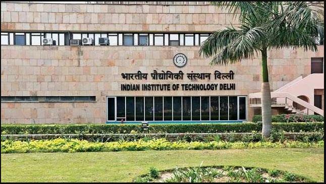 IIT college in Delhi
